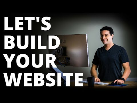 How To Build A WordPress Website. WordPress For Beginners!