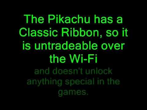 Pokemon Event Alert: Ash's Pikachu