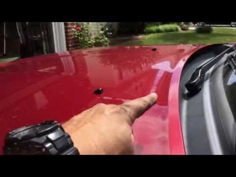 2013 Jeep GC, Changing Windshield Sprayers
