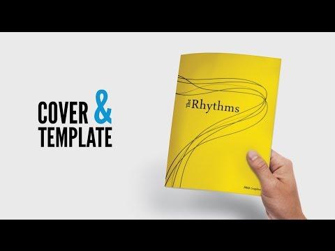 Rhythms | Adobe Illustrator/Photoshop | Cover & Template Design