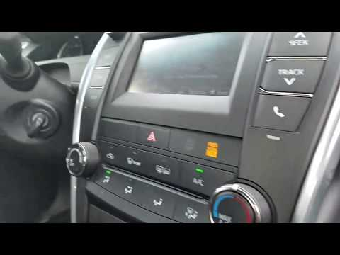 2016 Camry Cabin Air filter Replacement / location 2014 2015 DIY