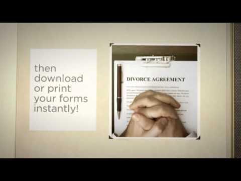 Louisiana Divorce Papers