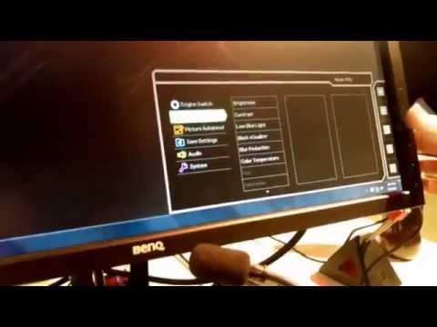 Cloud9 Shroud's BenQ XL2420G Setup