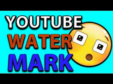 How to add WaterMark to Youtube Video