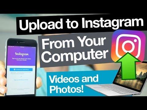 Instagram पर फोटो और वीडियो कैसे अपलोड करें?  How to upload photos & videos on instagram in Hindi