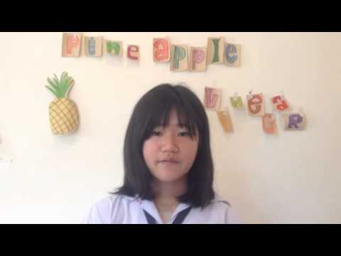 prare prare-ngam l. pineapple vinegar present