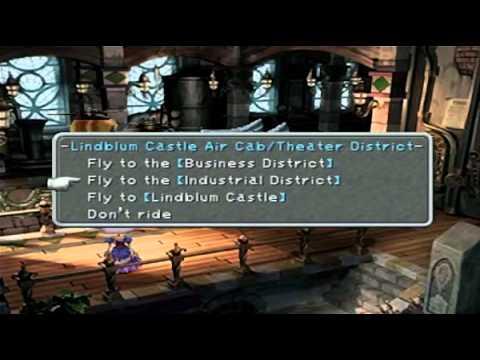 Final Fantasy IX PS3 Excalibur II Part 10