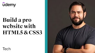 HTML5 \u0026 CSS Development: Learn How to Build a Professional Website | Udemy, Jordan Hudgens