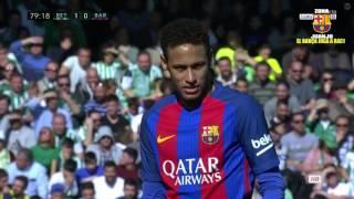 Betis vs FC Barcelona [1-1][29/01/2017][La Liga - Jornada 20] EL BARÇA JUGA A RAC1