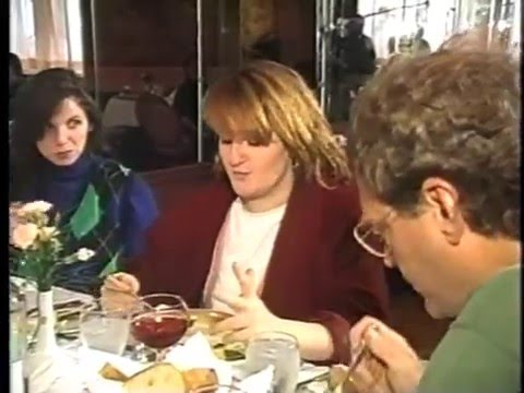 Staff Lunchtime Stories on Late Night, March 27, 1992