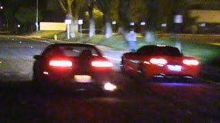 C6 Corvette vs Fast DSM