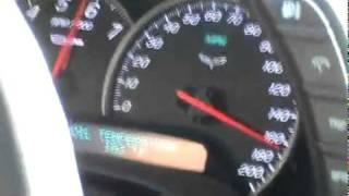 0-200 in 26 seconds in a Corvette