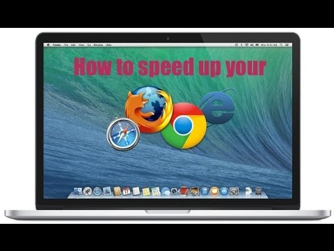 How To Speed Up Your Internet Insanely On A Mac!