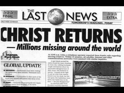 After The Rapture - Please Don't Be One Of Those Left Behind!