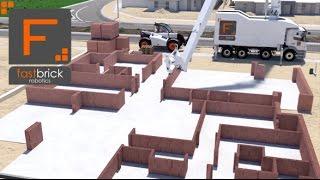 Fastbrick Robotics: Hadrian X Digital Construction System