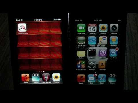 How to use an iOS Device to control another iOS Device