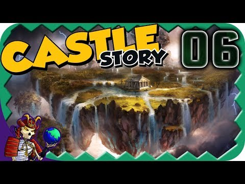CASTLE STORY | The Battle Platform | 6 | Let's Play Castle Story Gameplay
