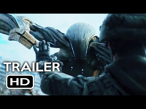 Attraction Official Trailer #3 (2017) Russian Sci-Fi Action Movie HD