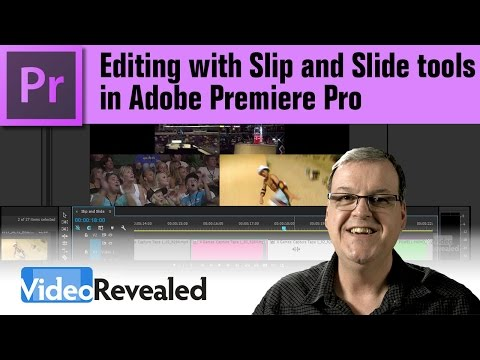 Editing with Slip and Slide tools in Adobe Premiere Pro
