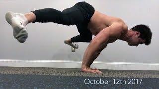 Straddle Planche Progression