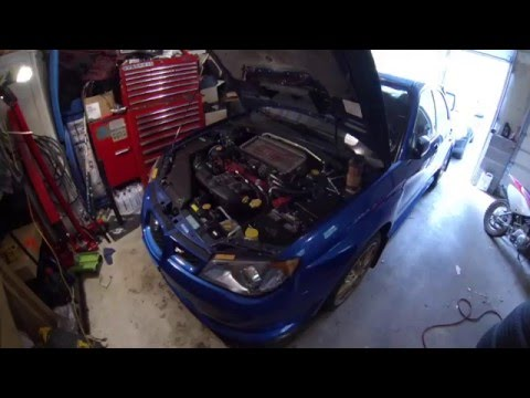 How to change Umm spark plugs in a Subaru (Impreza, legacy, wrx, sti, forester)