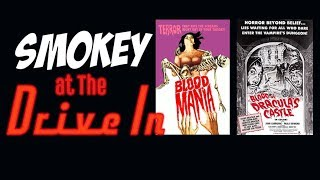 Smokey At the Drive-In - Blood of Dracula