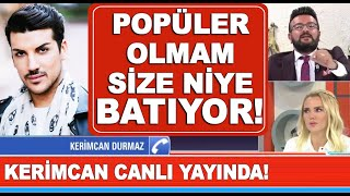 Kerimcan Durmaz canlı yayına bağlandı, Erhan Nacar ile yüzleşti!