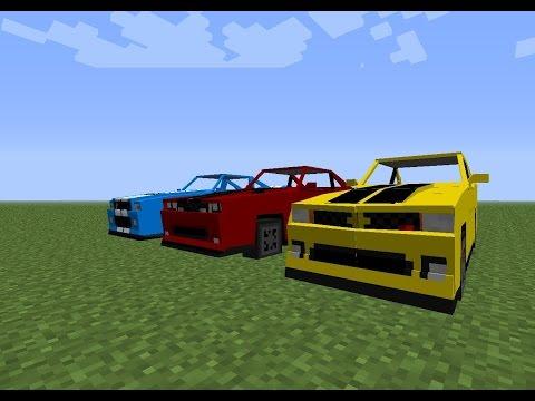 Minecraft: PE - How to Ride a Minecart Like a Car (1.2.9/The Car Glitch)