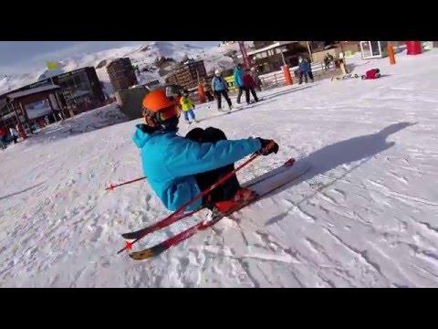 Ski La Plagne 2016