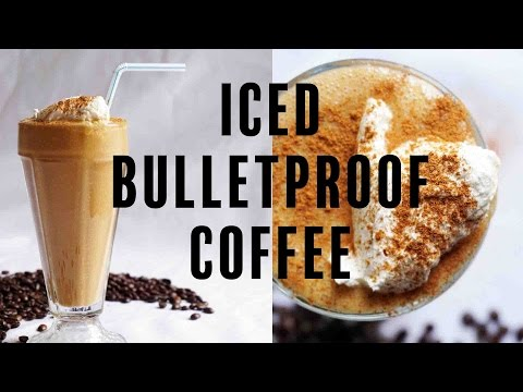 Iced Keto Coffee Recipe | Bulletproof Coffee Smoothie