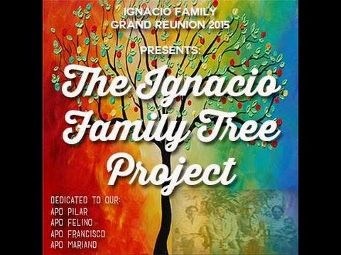 Ignacio Family Tree Project 2015