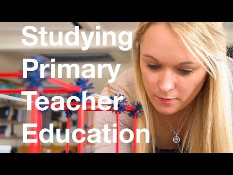 Studying Primary Teaching | Oxford Brookes University