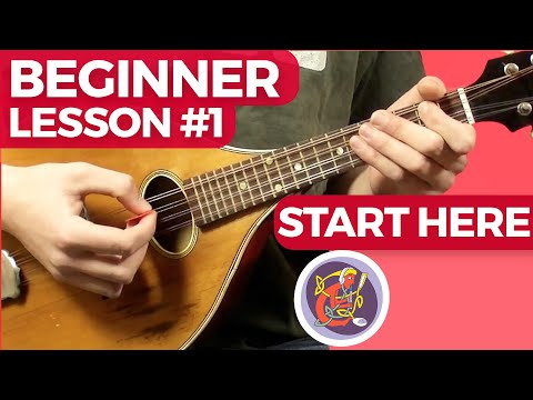 Beginner Irish Mandolin Lesson 1: Intro + Tuning The Mandolin [Free Starter Course]