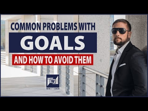 Common Problems People Face With Goals