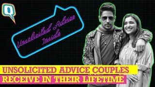 Jabariya Advice Jodis Get (Feat. Parineeti Chopra & Sidharth Malhotra) | The Quint