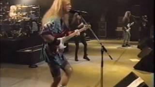 Bump Ahead tour, live in Tokyo, 1993  She