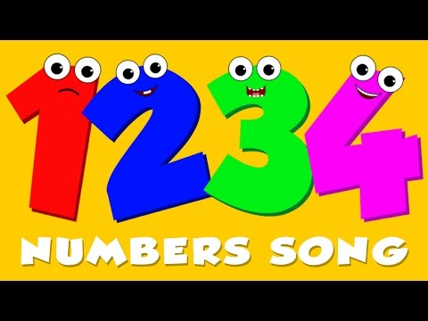 Xxx Mp4 Numbers Song The 1234 Song Number Counting Song For Kids 3gp Sex