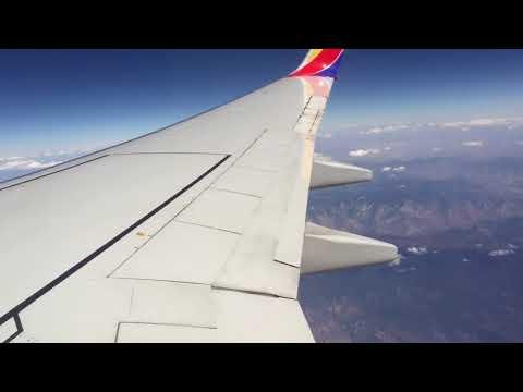 Los Angeles, CA to Reno, NV in 3 minutes!