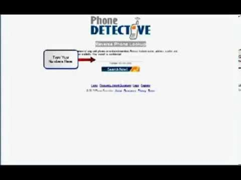 Locate the phone number and address tracking cell phones