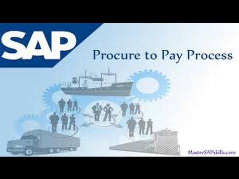 SAP Procurement to Pay Cycle