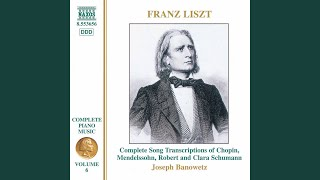 Widmung S 566 Gross Liebeslied S566br253b After R Schumann