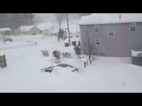NorthEast Snow Storm / Boston Blizzard 2015