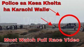Police Chase Bike Riders Karachi On The Spot Bike Race At 2 Draya Race Video