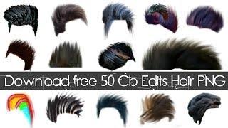 Download 50 Cb Edits Hair PNG for free | cb editing hair for PicsArt Editing
