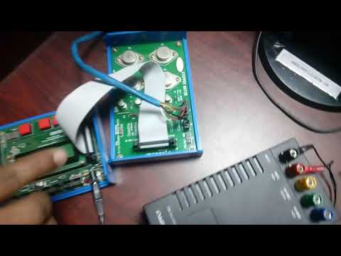 VTU Microcontroller 8051 laboratory videos Stepper motor interface to 8051 microcontroller.