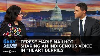 "Terese Marie Mailhot - Sharing an Indigenous Voice in ""Heart Berries"" 