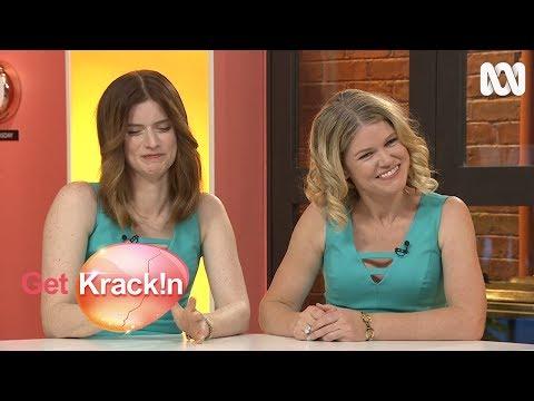 Get Krackin: Bloopers