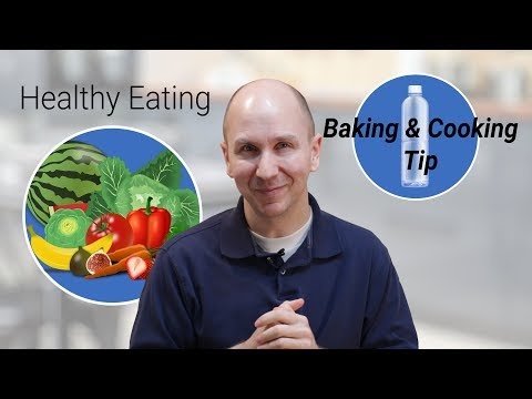 Healthy Eating and Baking/Cooking Tip | vlog episode 7