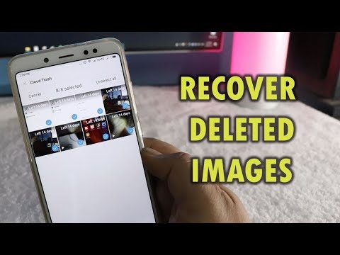 Recover Deleted Images on MIUI 9 - [HOW TO GUIDE]