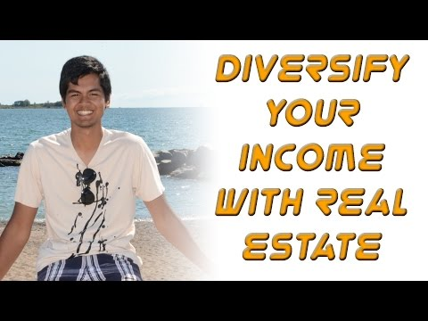 Diversify your Income with Real Estate | Koukun